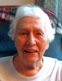 Ellen Elizabeth Davies  1917  2018 avis de deces  NecroCanada