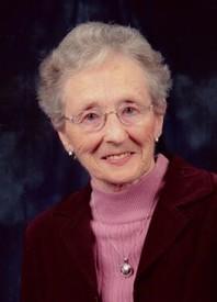 Evelyn Mae Campbell  19242018 avis de deces  NecroCanada