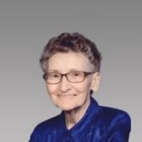 Forget Lauzon Georgette 1930-2018 avis de deces  NecroCanada