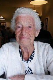 Gladys May Zwicker  19232018 avis de deces  NecroCanada