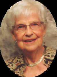 Mary Ann Haehnel Lauber  1924  2018 avis de deces  NecroCanada