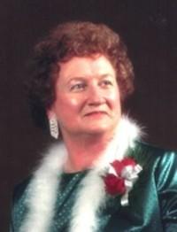 Mary Margaret Huffman  1920  2018 avis de deces  NecroCanada
