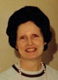 Muriel Albertine Richards  2018 avis de deces  NecroCanada
