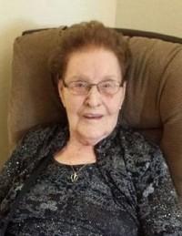 Pauline Louise Woodrow  October 16 1919  June 26 2018 (age 98) avis de deces  NecroCanada