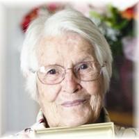Sarah Jean Goulet  July 15 1915  June 25 2018 avis de deces  NecroCanada