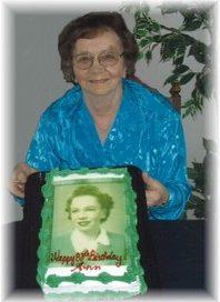 Ann Krakowetz  March 22 1924  July 11 2018 (age 94) avis de deces  NecroCanada