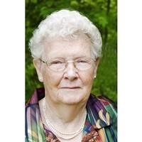 Antonia Toni Van Hoof  July 11 2018 avis de deces  NecroCanada