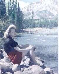 Betty Olesky  of Morinville
