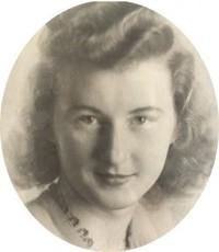Esther Joan Purdy Matthews  19252018 avis de deces  NecroCanada