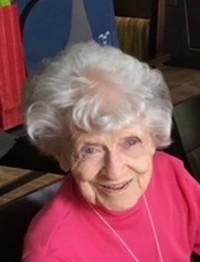 Evelyn Margaret Waddell Lyn Cook  1918  2018 avis de deces  NecroCanada