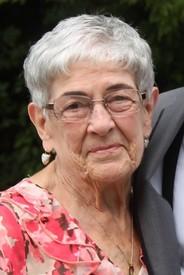 Evonne Bonnie Violet Warlow  2018 avis de deces  NecroCanada