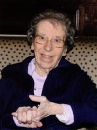 Fanny Edna Lorraine Eveleigh  1916  2018 avis de deces  NecroCanada