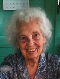Hazel May Stimpson McKimm  1923  2018 avis de deces  NecroCanada
