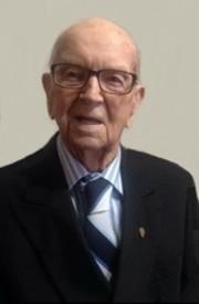 Hubert Edward Horton  1925  2018 avis de deces  NecroCanada
