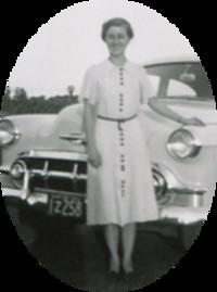 Jean Leatrice Tousaw Tousaw  1927  2018 avis de deces  NecroCanada