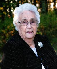 Jean Marie Van Eaton Bruns  October 28 1927  July 17 2018 (age 90) avis de deces  NecroCanada