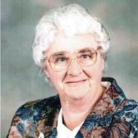 June Evelyn Van Meer  October 01 1930  July 11 2018 avis de deces  NecroCanada