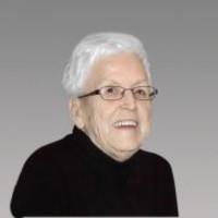 Leblanc Peggy Cordella 1932-2018 avis de deces  NecroCanada