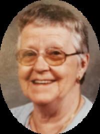 Lillian Florence Jane Dieno McCarthy  1924  2018 avis de deces  NecroCanada