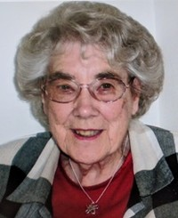 Mary Ella Lewis  July 18 1923  July 09 2018 avis de deces  NecroCanada