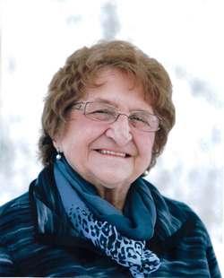 Mary Elter  2018 avis de deces  NecroCanada