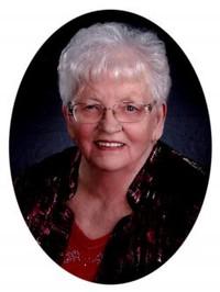 Mary Pauline Schriver Cliff  19302018 avis de deces  NecroCanada