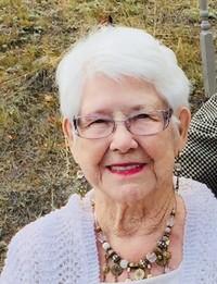 Muriel Ella Lauder  2018 avis de deces  NecroCanada