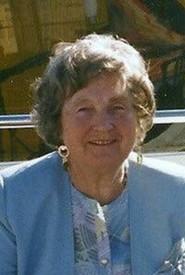 Norah Hanna Moore  July 12 1931  July 10 2018 avis de deces  NecroCanada