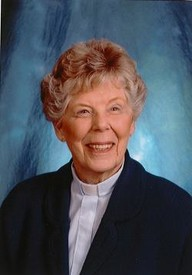 The Rev Canon Marjorie Elaine Bulmer Lucas  19232018 avis de deces  NecroCanada