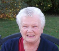 Thelma Margaret Stone Somerville  February 20 1936  July 19 2018 (age 82) avis de deces  NecroCanada