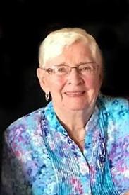 Verla Joyce Elliott Wilson  August 9 1934  July 12 2018 (age 83) avis de deces  NecroCanada