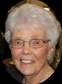 Violet Fern Peart  1921  2018 avis de deces  NecroCanada