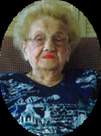 Virginia Jean Lorraine Vasey Von Neubronn  1921  2018 avis de deces  NecroCanada