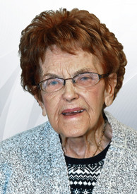 Mme Marie-Therese Castonguay LAMOTHE  Décédée le 13 août 2018