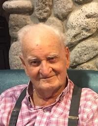 Gordon Vimy Simpson  September 16 1918  August 24 2018 (age 99) avis de deces  NecroCanada