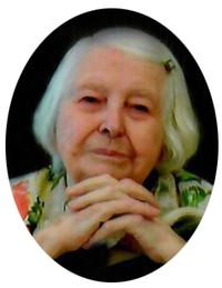 Alice Louisa Sally LOGDON  August 1 1912  August 26 2018 (age 106) avis de deces  NecroCanada