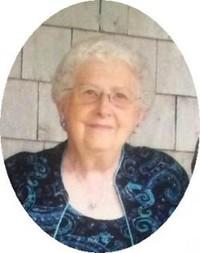 Geraldine June Oborne  19272018 avis de deces  NecroCanada