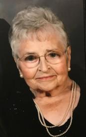 Marion Elizabeth Jones  October 27 1932  September 2 2018 (age 85) avis de deces  NecroCanada