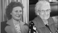 Marguerite Mary Thompson  2018 avis de deces  NecroCanada