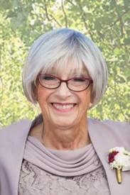 Elaine Warwick Maiden Gotziaman  of St. Albert