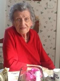 Gwendolyn Louise nee Cook - Randell Aird  March 4 1926 to August 10 2018 avis de deces  NecroCanada