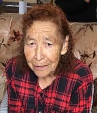 Gertie Mary Nayneekassum Vandall  1941  2018 (age 77) avis de deces  NecroCanada