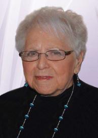 Mme Blanche Tremblay PRUNEAU  Décédée le 14 septembre 2018