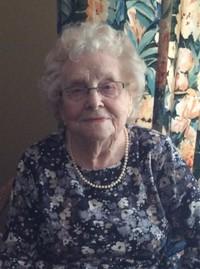 Beatty Betty Morgan  April 14 1919 to September 16 2018 avis de deces  NecroCanada