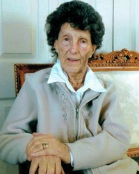 Alma S DeMerchant  19252018 avis de deces  NecroCanada