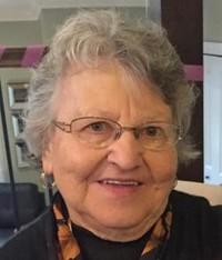 Jeannette Gaudet  19382018 avis de deces  NecroCanada