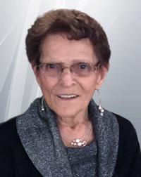 Mme Paule-Therese Thibeault DORe  Décédée le 18 septembre 2018