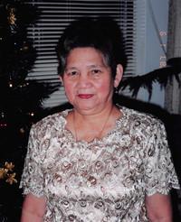 Melania Contreras Galon  January 6 1931  September 7 2018 avis de deces  NecroCanada