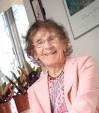 Marion Gladys Blackburn Doble  September 12 1922 –