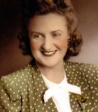 Aileen Neals  July 13 1922 –